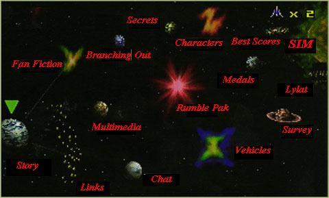Planetary Navigation System